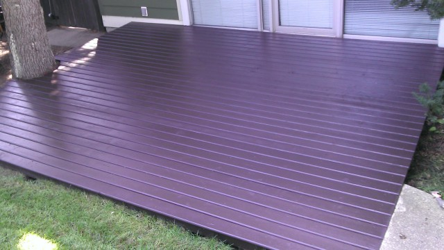 Water Based Deck Stain Lowes