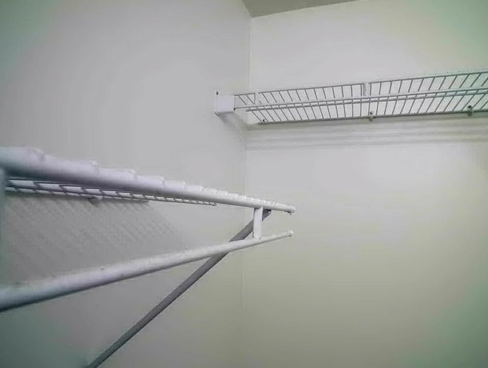 Wire Shelving Closet Ideas