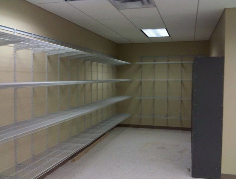 Wire Shelving Closet Systems