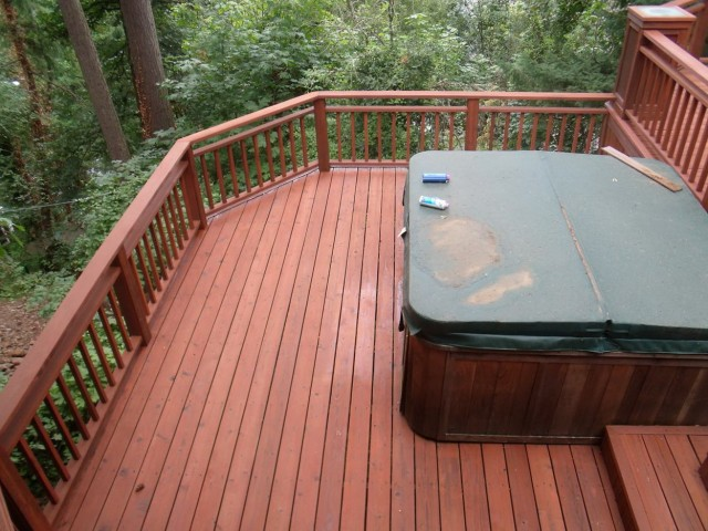 Wood Deck Cleaner Home Depot