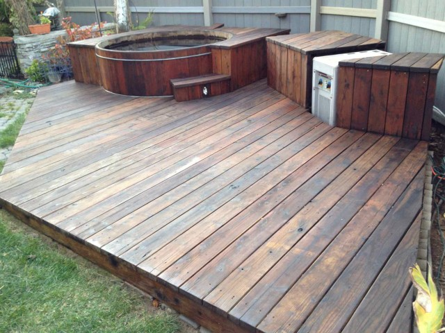 Wood Deck Restoration Company