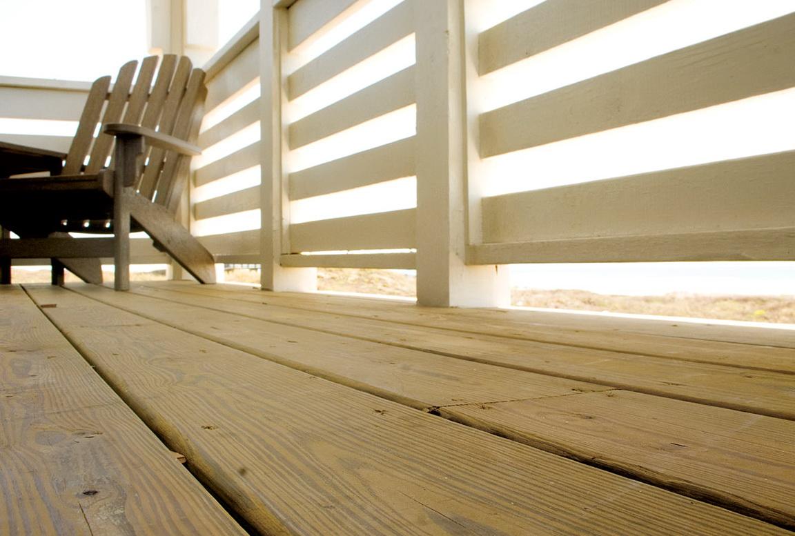 Wood Vs Composite Deck Cost