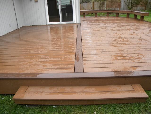 Wood Vs Composite Decking Materials