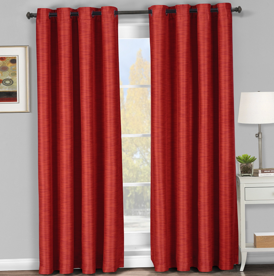 108 Inch Curtains Blackout