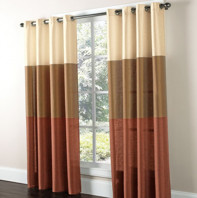 96 Inch Curtains Grommet