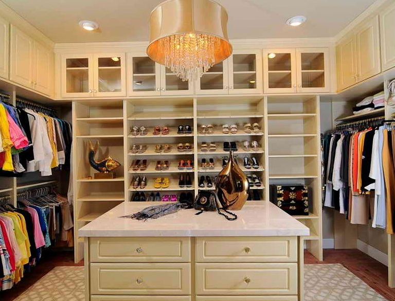 Bedroom Closet Organization Pinterest