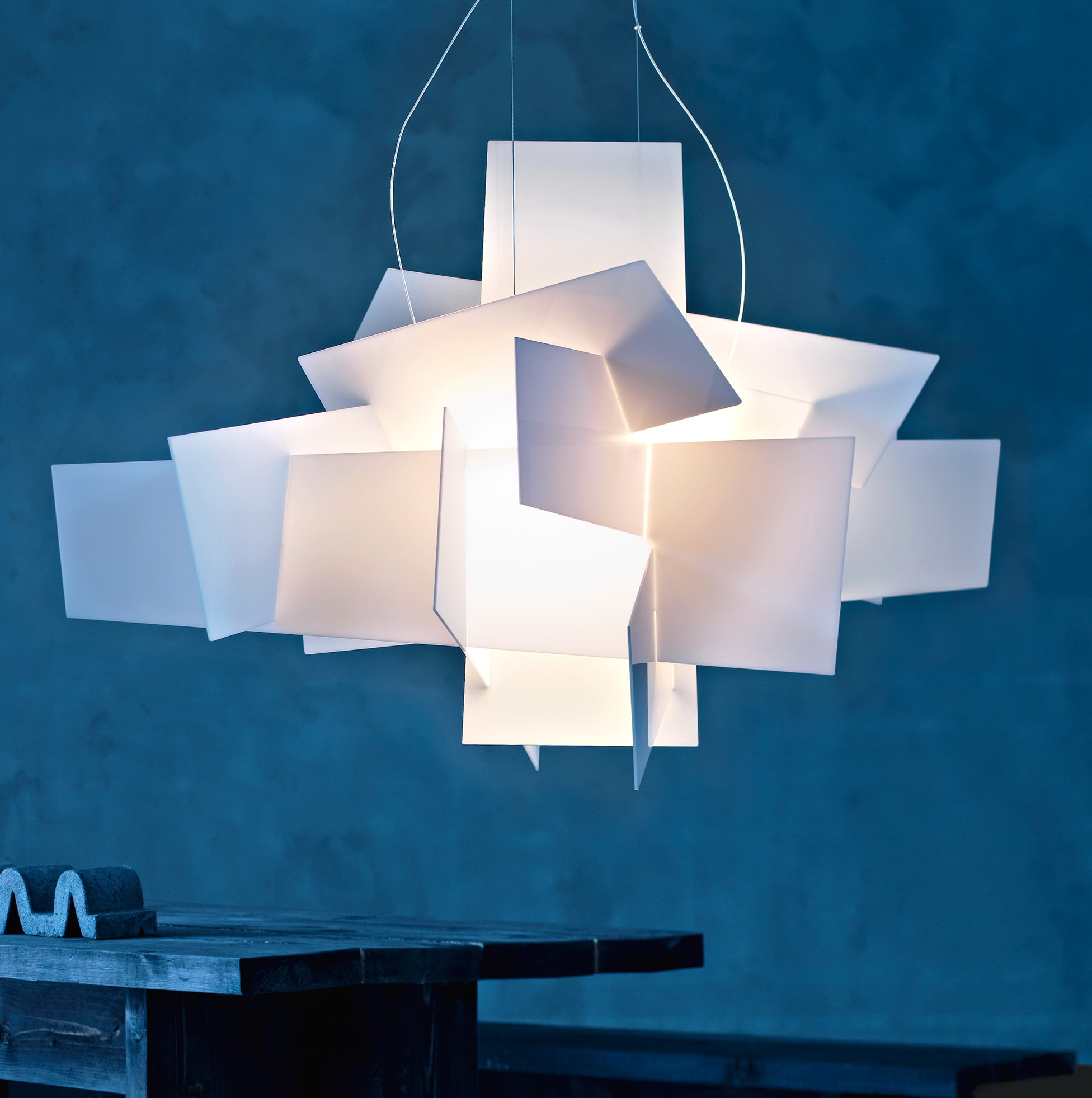 Big Bang Chandelier Foscarini