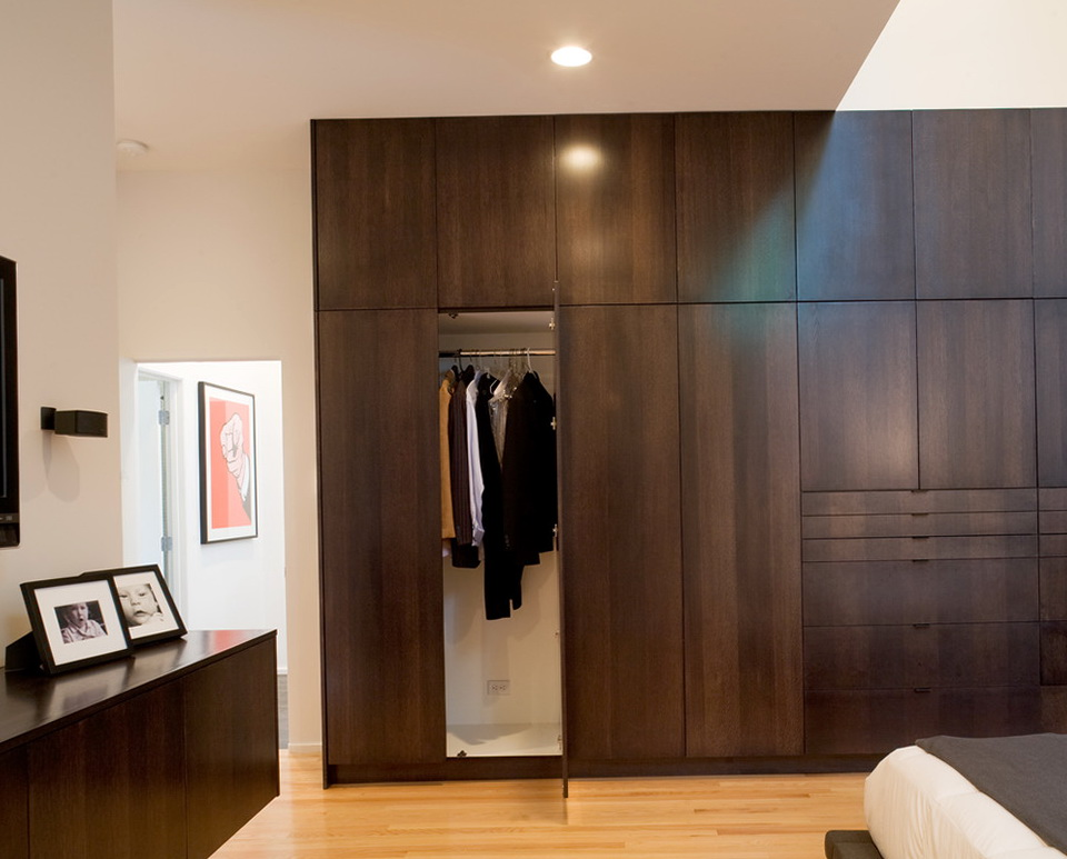 Built In Bedroom Closet Ideas