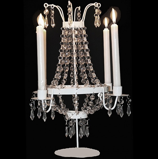 Chandelier Candle Holder Centerpiece