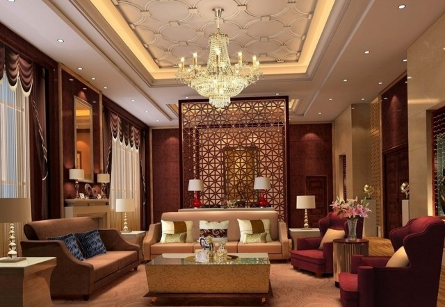 Chandelier Design For Living Room