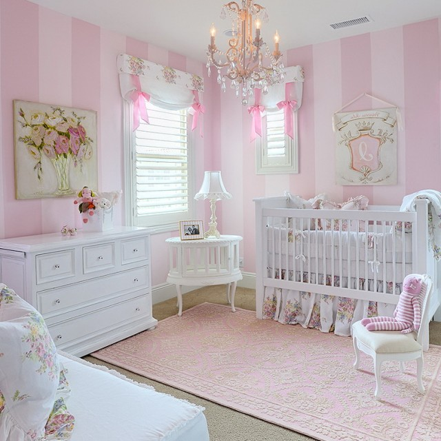 Chandelier For Baby Girl Room