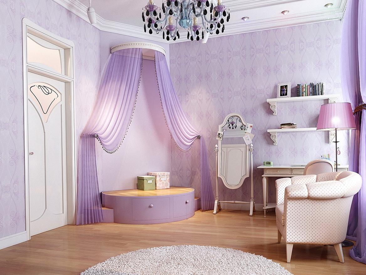 Chandelier For Little Girls Room
