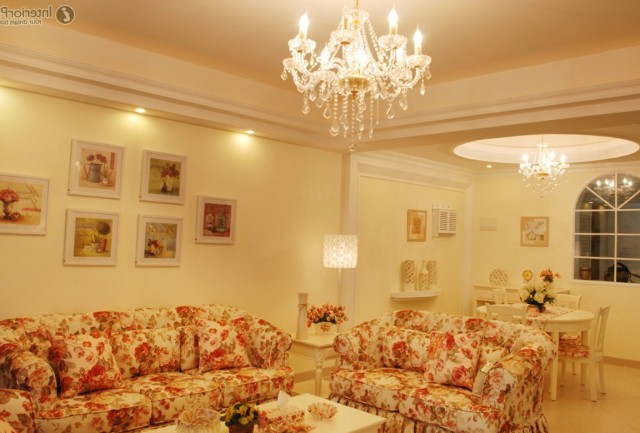 Chandelier For Living Room India