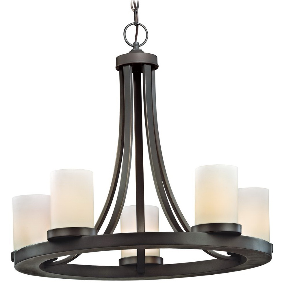 Chandelier With Real Candles