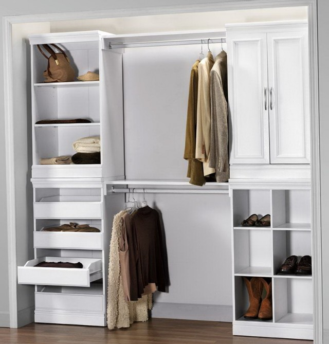 Closet Storage Cabinets With Drawers