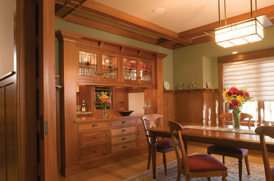 Craftsman Style Dining Room Chandeliers