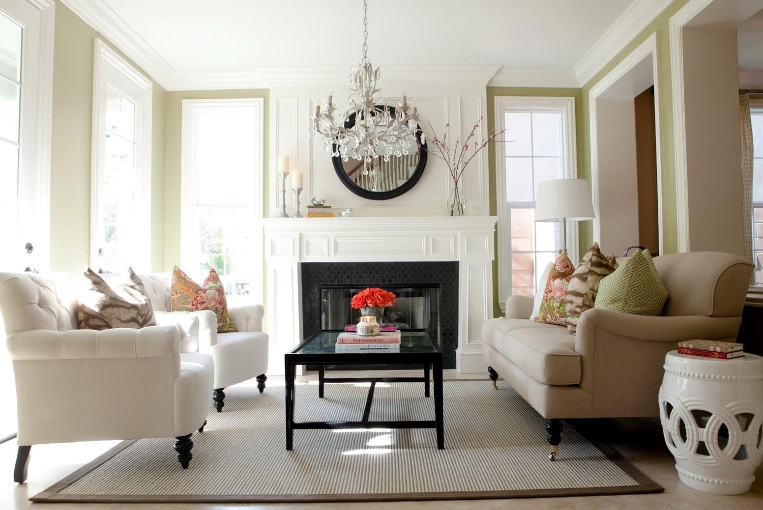 Crystal Chandelier For Living Room