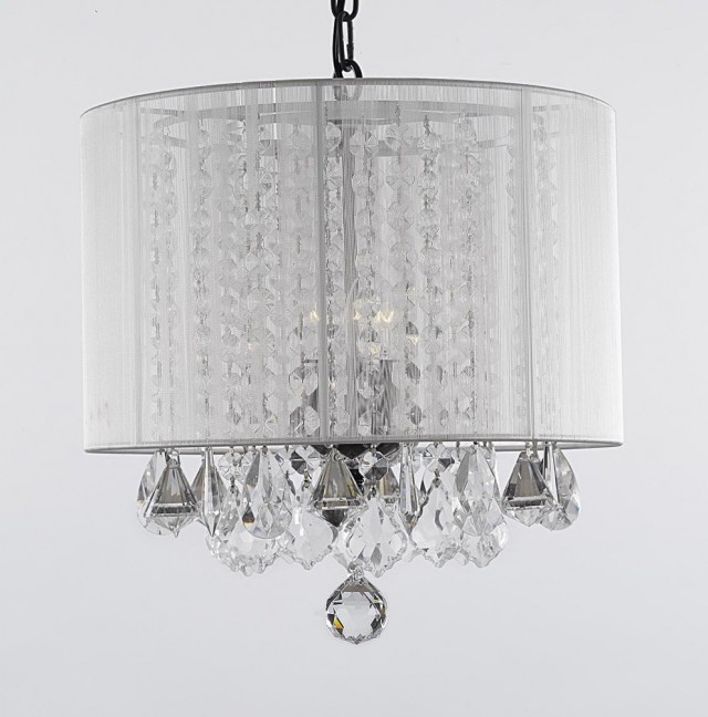 Crystal Chandeliers For Bedrooms