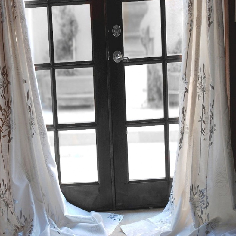 Curtains And Drapes Patterns