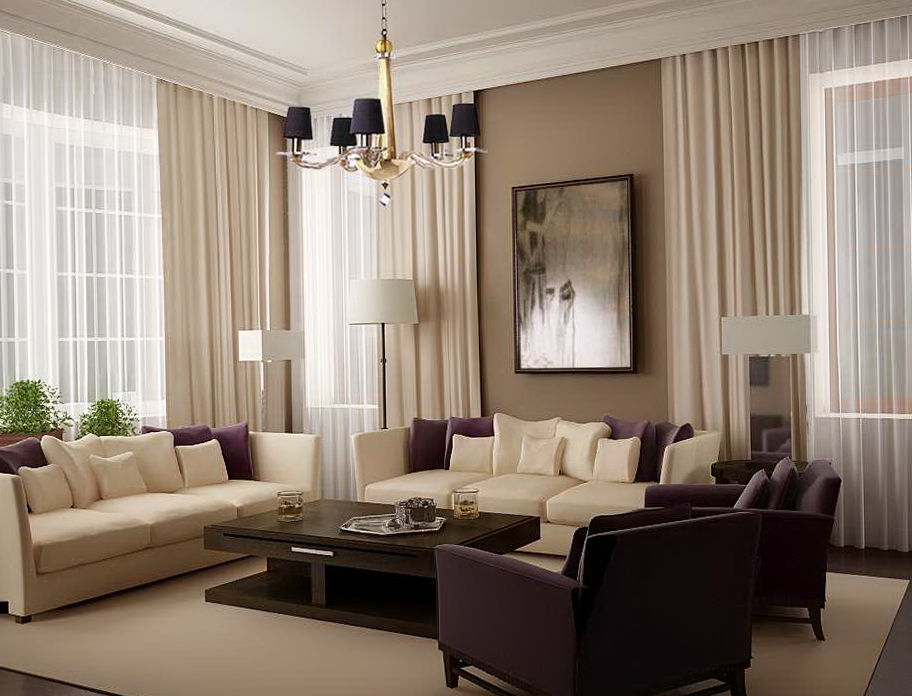 Curtains For Living Room Ideas