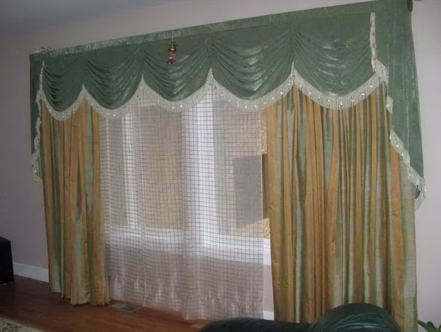 Curtains For Sliding Doors In Kitchen