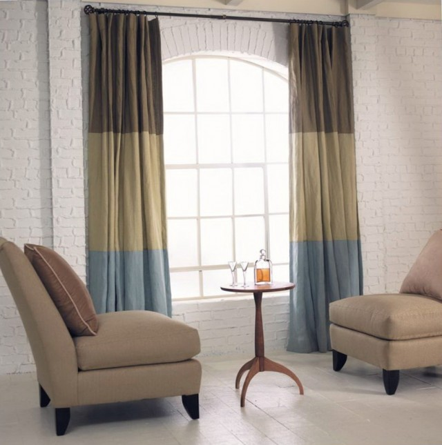 Curtains For Sliding Glass Doors In Living Room