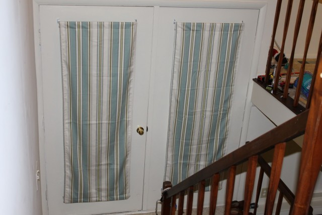 Curtains For Windows Next To Door