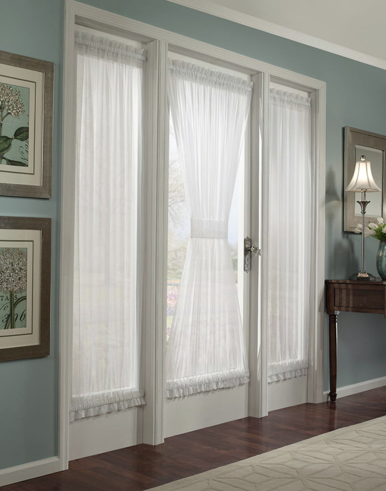Curtains For Windows On Doors
