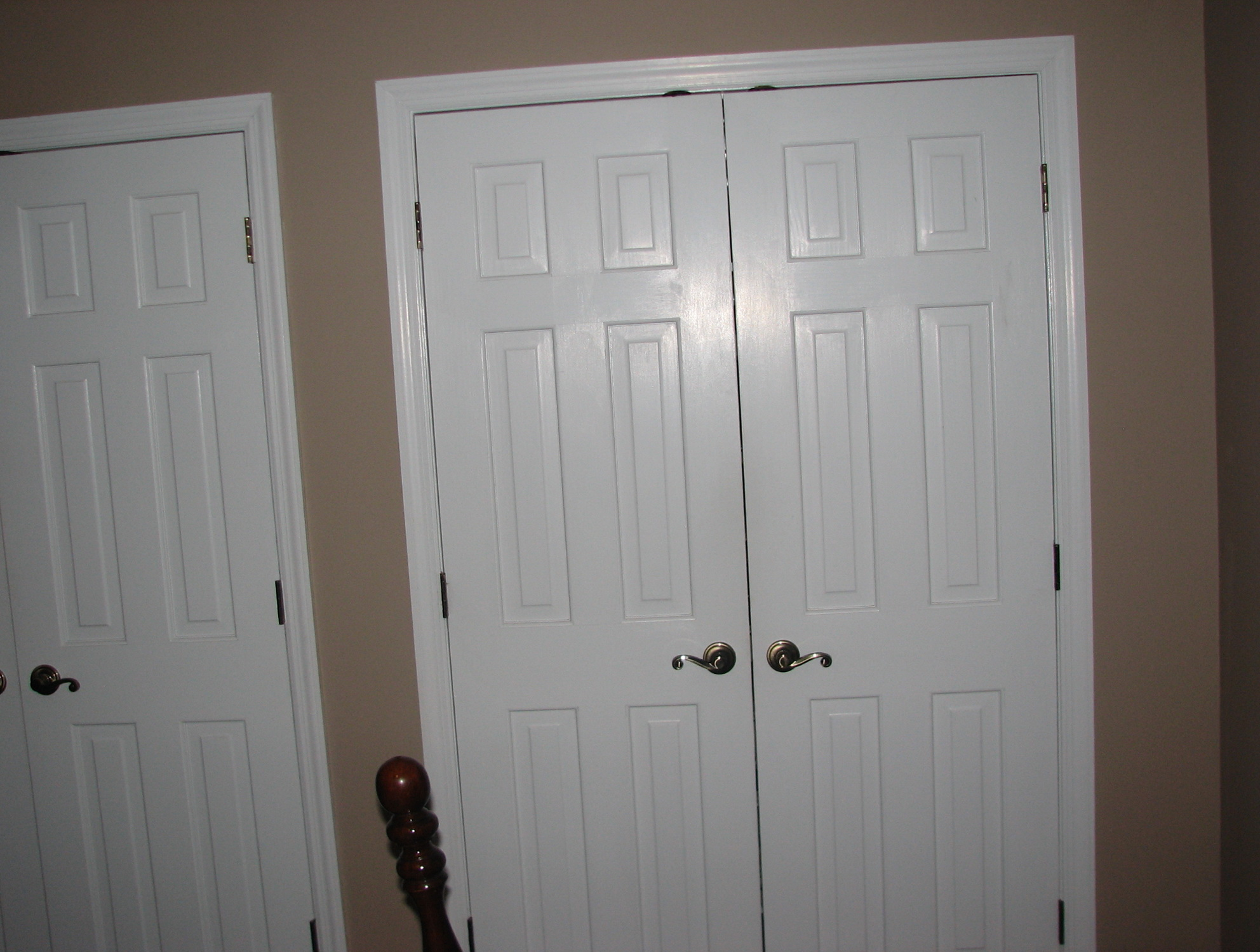 Double Door Closet Doors
