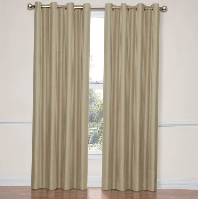 Eclipse Blackout Curtains Grommet