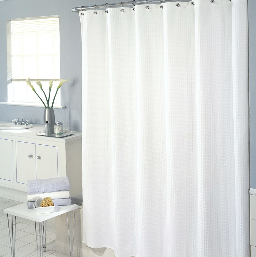 Fabric Shower Curtains Cheap