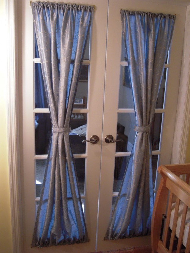 French Curtains And Window Treatments