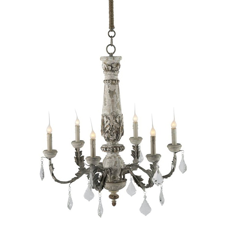 French Provincial Style Chandeliers