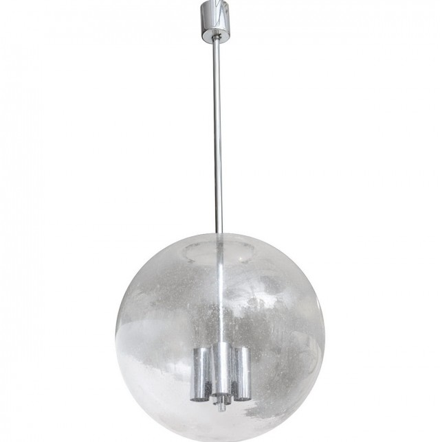 Glass Globe Chandelier Replacement