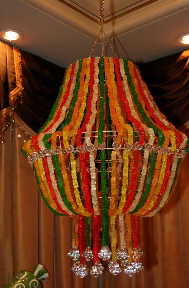 Gummy Bear Chandelier For Sale