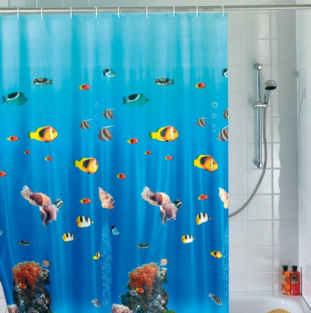 Hotel 21 Shower Curtain