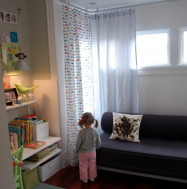 Ikea Curtain Panels Installation