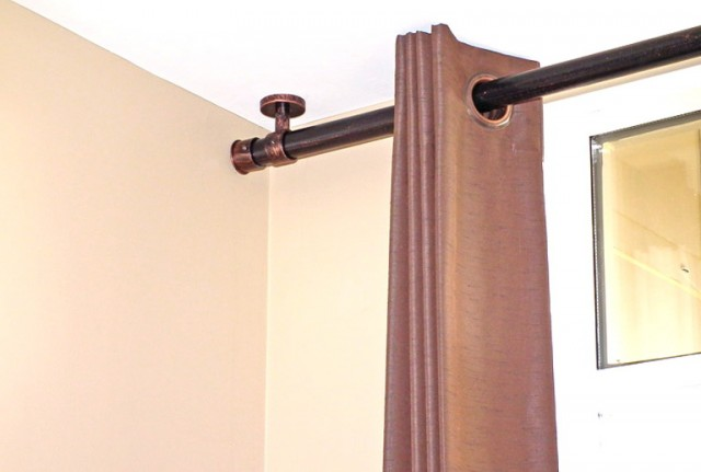Ikea Curtain Rods Installation