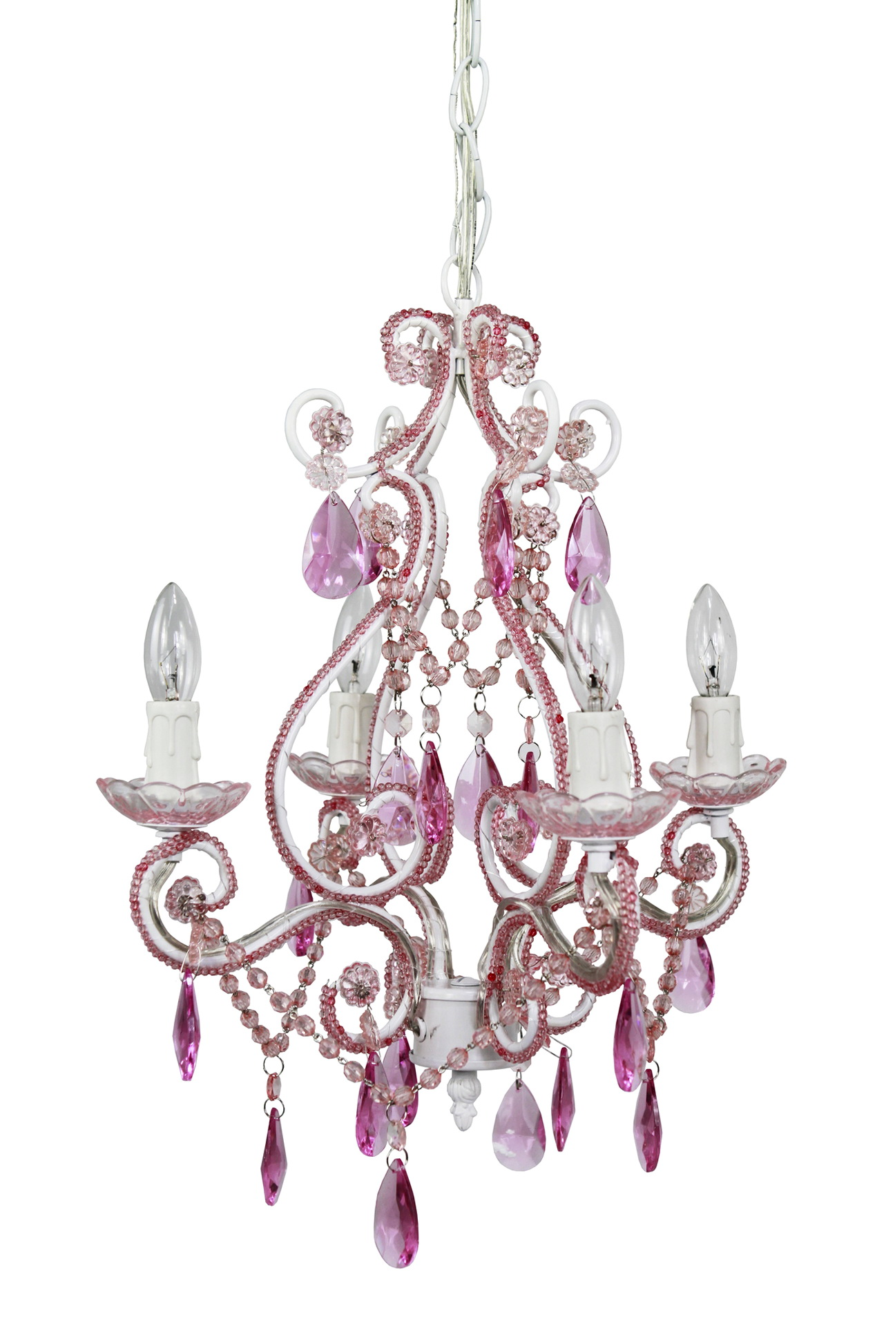 Inexpensive Chandelier For Girls Room