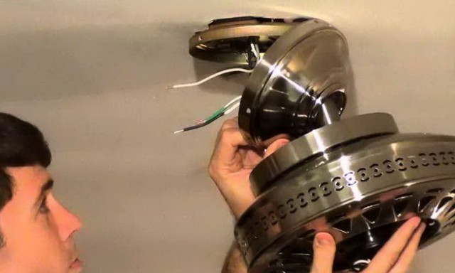 Installing A Chandelier Light