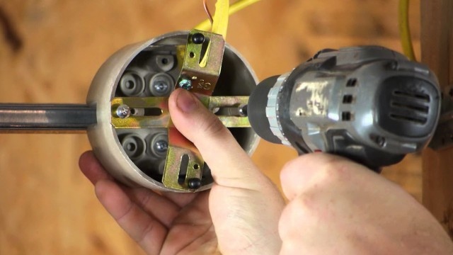 Installing A Chandelier Without A Ground Wire