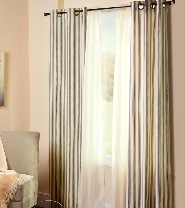 Insulated Sliding Glass Door Curtains