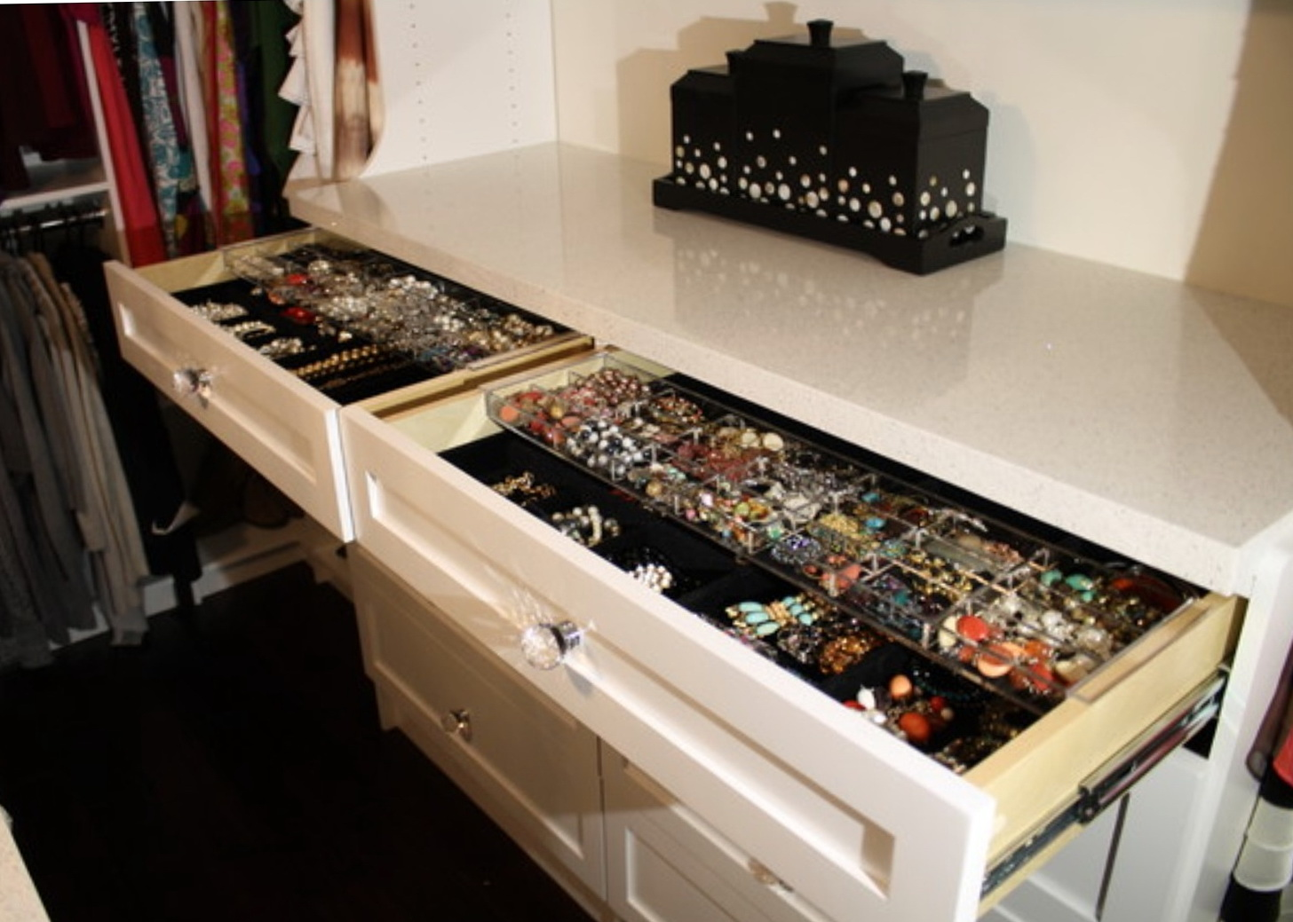 Jewelry Organizers For Closets