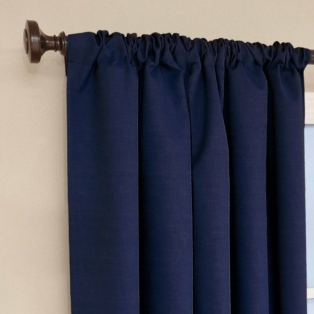 Kids Blackout Curtains Blue