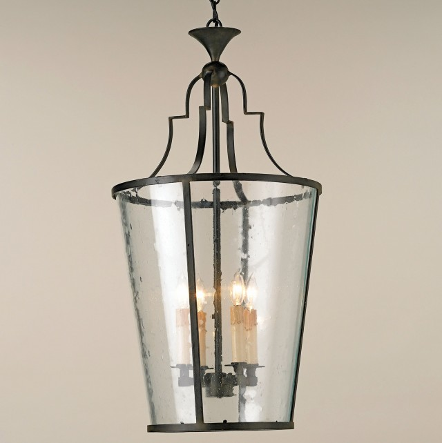 Lantern Chandelier For Foyer