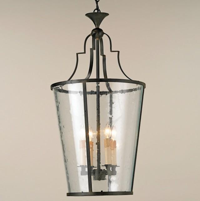 Lantern Chandelier For Foyer