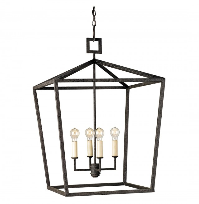 Lantern Style Chandelier Lighting