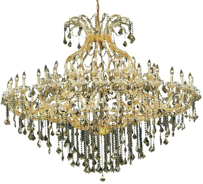 Large Foyer Crystal Chandeliers