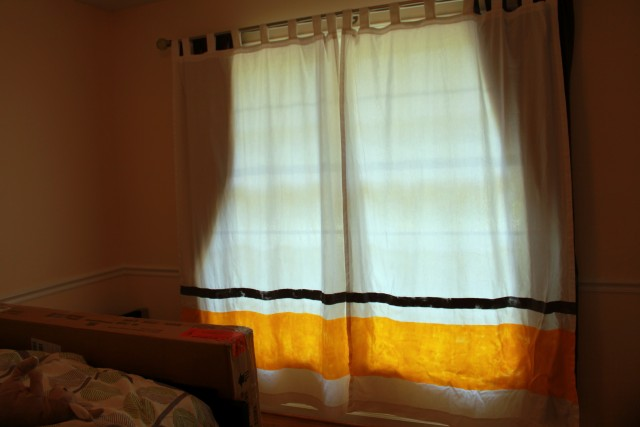Light Blocking Curtains Baby