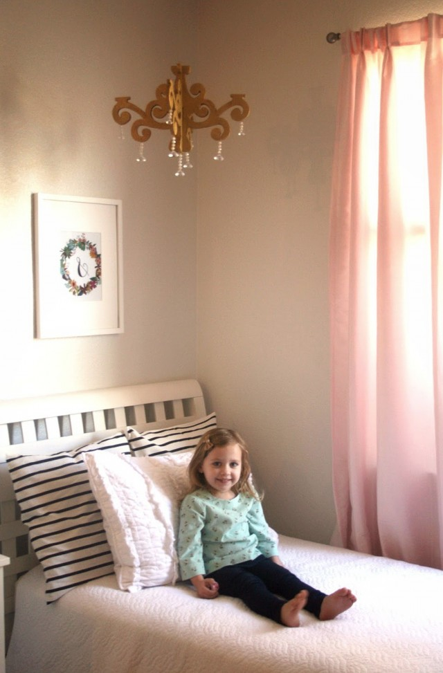 Little Girls Room Chandelier